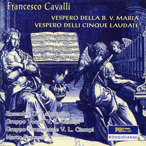 Vespero Della B. V. Maria /  Vespero Delli Cinque