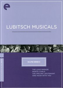Lubitsch Musicals (Eclipse Series 8)