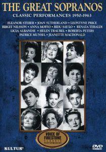 The Great Sopranos: Classic Performances 1950-1963