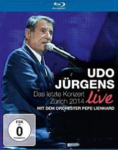 Udo Jürgens: Das Letzte Konzert: Zürich 2014 Live [Import]
