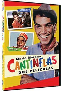 Cantinflas Dos Peliculas: The Barrendero - Gran Hotel