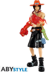 ONE PIECE - ACTION FIGURE - ACE 12 CM