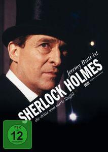 Sherlock Holmes S.3 & 4 [Import]