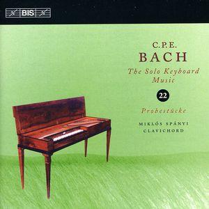 Solo Keyboard Music 22