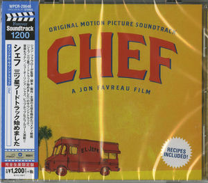 Chef (Original Soundtrack) [Import]