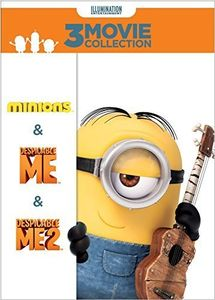 Despicable Me 3-Movie Collection