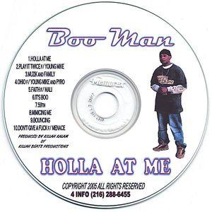 Holla at Me
