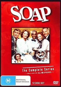 Soap: Complete Collection Box Set [Import]