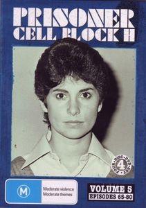 Prisoner Cell Block H - Vol 05: Episodes 65-80 [Import]