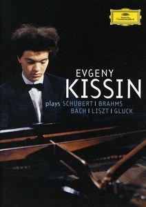 Kissin Plays Schubert Brahms Bach Liszt Gluck