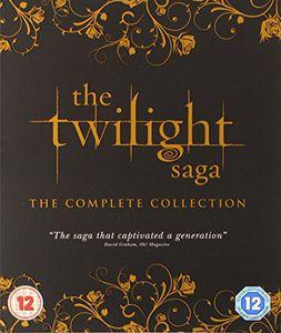 Twilight Complete [5 Amaray Version] [Import]