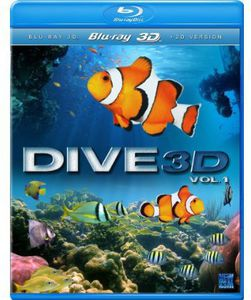 Vol. 1-Dive 3D 3D [Import]