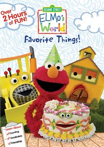 Elmo Worlds: Elmos Favorite Things