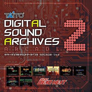 Taito Digital Sound Archives Vol 2 (Original Soundtrack) [Import]