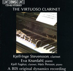 Virtuoso Clarinet