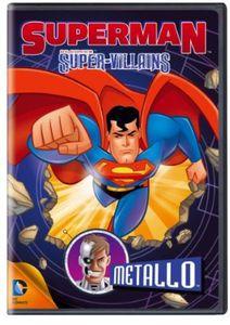 Superman Supervillains: Metallo