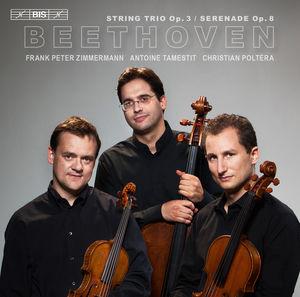 String Trios Op.3 & Op.8