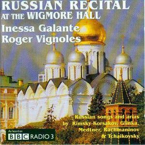 Russian Recital at Wigmore Hall