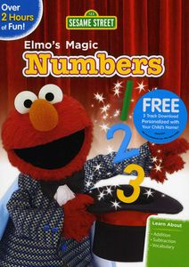 Sesame Street: Elmos Magic Numbers