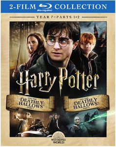 Harry Potter and the Deathly Hallows, Part 1 and 2