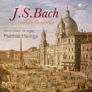 Italian Concertos (Arranaged for Organ)
