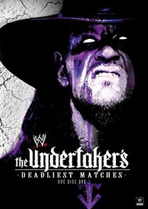 The Undertaker's Deadliest Matches (One Disc)