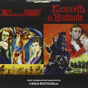 La Valle Dell'Eco Tonante (Hercules of the Desert) /  Genoveffa Di Brabante (The Revenge of the Crusader) (Original Soundtracks) [Import]