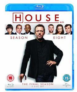 House M.D: Season 8 [Import]