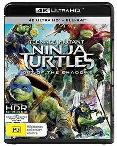 Teenage Mutant Ninja Turtles: Out Of The Shadows [Import]