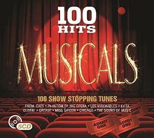 100 Hits: Musicals /  Various [Import]