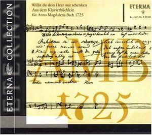 Piano Book for Anna Magdalena Bach