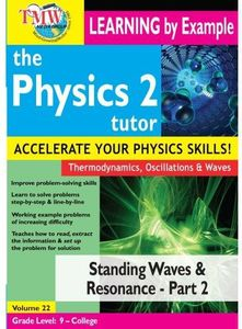 Standing Waves and Resonance - Part 2