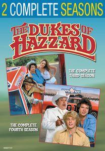 The Dukes Of Hazzard: Season 3 + Season 4