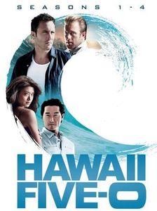 Hawaii Five-O: Seasons 1-4