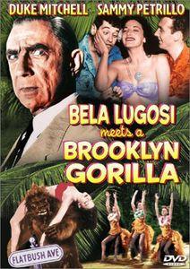 Bela Lugosi Meets a Brooklyn Gorilla