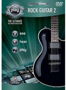 Alfred's PLAY Series Rock Guitar: Volume 2