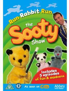 Sooty-Run Rabbit Run: First Day [Import]