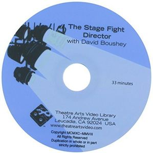 Stage Fight Director