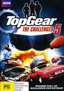 Top Gear: The Challenges 5 [Import]
