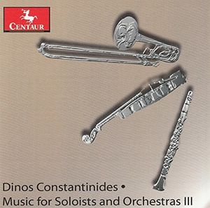 Music for Soloists & Orchestras III
