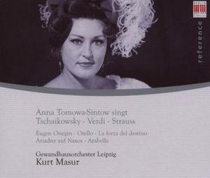 Anna Tomowa-Sintow Sings Verdi