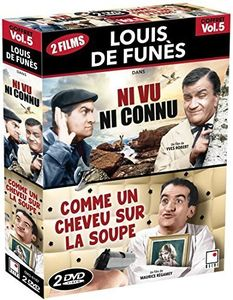 Louis de Funes Coffret Vol. 5 [Import]