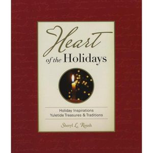 Heart of the Holidays Book with Bonus CD Insert By