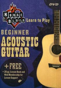 House of Blues Presents Learn to Play Acoustic