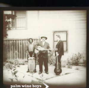 Palm Wine Boys