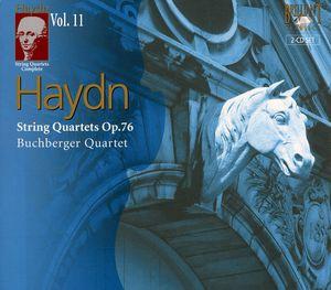 String Quartets 11: String Quartets Op 76