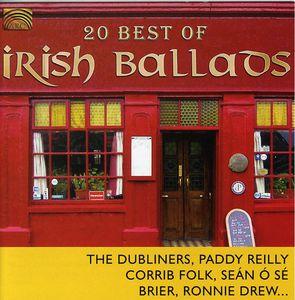 20 Best Of Irish Ballads
