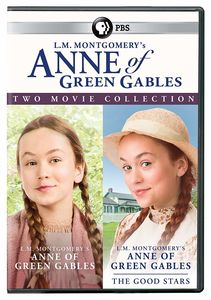 L.M. Montgomery's Anne of Green Gables: Two-Movie Collection