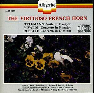 Virtuoso French Horn