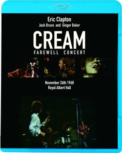 Cream Farewell Concert [Import]